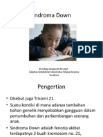 Ayling Kuliah Sindroma Down-Handout