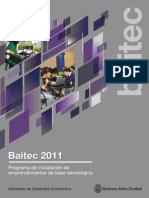 Catalogo Baitec 2011
