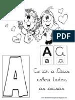 alfabeto valores