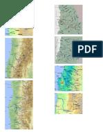 Mapa Chile Fisico 1