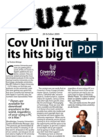 The Buzz Newsletter 28th October 2009