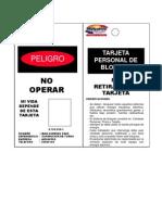 Formato Tarjeta personal megafrio.ppt