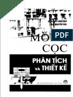 Mong Coc Phan Tich-thiet Ke -Vu Cong Ngu