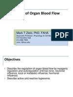 Regulation of Organ Blood Flow- PPT-2