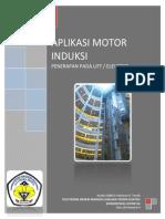 Aplikasi Motor Induksi untuk Lift