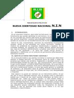Manifiesto NIN