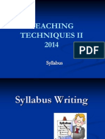 t t  ii - syllabus writing workshop april 05
