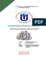 Trabajo Monografico de Globalizacion (2)