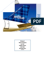 Jetblue Final Project