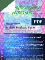 Enviromental Economics-enviromental eco