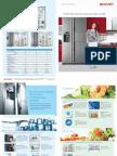 Sidebyside Refrigerator Brochure