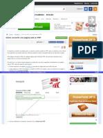 Http Es Kioskea Net Faq 1408 Como Convertir Una Pagina Web en PDF