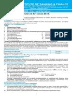 CAIIB Rules and Regulations