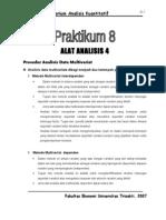 Prosedur Analisis Data Multivariat