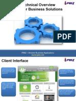 IPBiz Technical Presentation