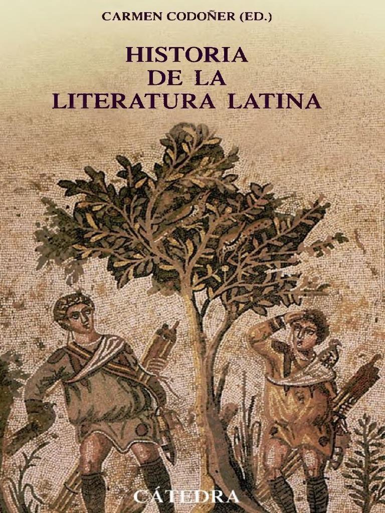 218670560 Codoner Carmen Ed Literatura Latina Ed Catedra e44e3f1e0f8c