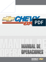 Manual Chevy Expres Actual