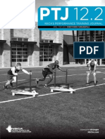 NSCA Performance Training Journal (Conditioning May 2012)