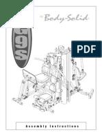Manual G9S D