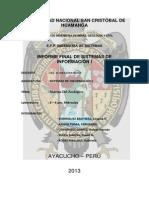 Informe Final SI Lab