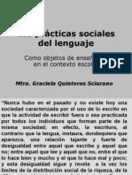 20568862 Las Practicas Sociales Del Lenguaje