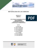 Metodologia de La Ciencia -Mod I- Unidad 2 -2014