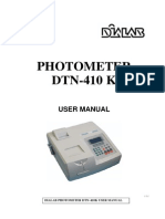 Dtn410k USER Manual Rev01