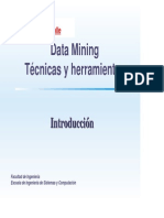 Data Mining Introduccion