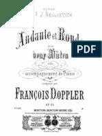 Andante Et Rondo -Doppler