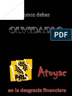 ATOYAC DE ÁLVAREZ, COMUNA  DESQUEBRAJADA