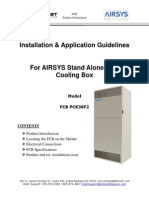 Airsys Fcb Installation Guidelines Rev 1