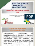 Formação PSE Antropometria