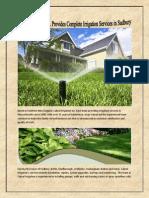 Cabral Irrigation Framingham