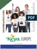 Catalog KEYA 2014