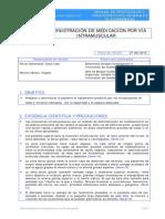 Rt12 Admon Medicacion Intramuscular