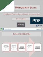 People Management Skills 19-Mar-13