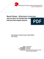 Strategic Litigation Short Guide (2)