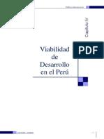 Viabilidad de Desarrollo en el Perú