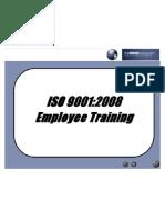 Iso 9001 Employee Training