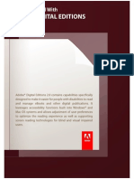 Getting Started with Adobe Digital Editions