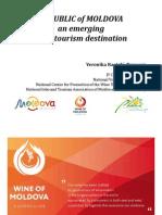 Moldova Wine Tourism Presentation iwinetc2014