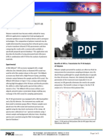 Analysis of Polymers ATR FTIR An