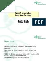 Introduction Lean (1)