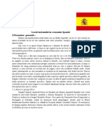 Locul Turismului in Economia Spaniei
