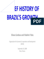 History of Brazil Growth