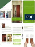 Brochures Contract Brochures Laminate Clad Interior Doors