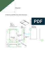 Epson R280 Hack to PCB Printer