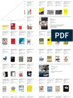 Art Books 1 List/design/fashion/graphic