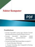 Pertemuan-2_Faktor Komputer