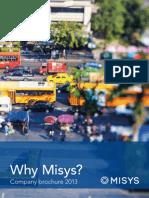 Misys Company Brochure